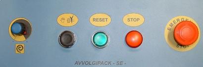 Горизонтальный обмотчик Avvolgi pack 40SE/S