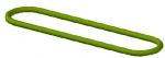 1005510160 Ремень 4*523 (зеленый)