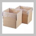 Укладка пакета в короб