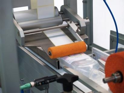 Этикетировочные системы для фармацевтических и косметических производств, работающих по технологии BFS.