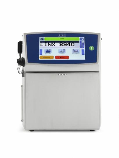Струйные маркировщики LINX 8920 и 8940