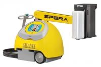 Робот-паллетоупаковщик PACK SOL SFERA и SFERA EASY
