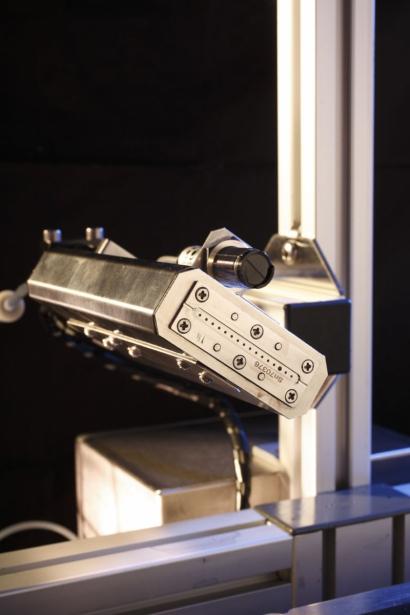 Крупносимвольный маркировщик PACK SOL клапанного типа (DOD)