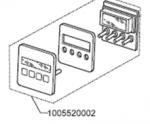 1005520002 Панель управления DISP 02 для этикетировочной головки