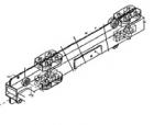 801-10-086 Каретка крепления цилиндра